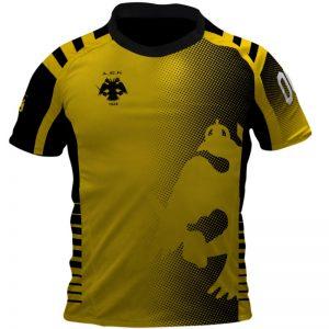 ΑΕΚ Φανέλα ράγκμπι (κίτρινο)