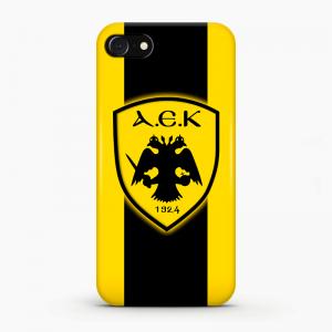 Θήκη ΑΕΚ για iPhone / Samsung / Huawei / ΧΙΑΟΜΙ (Κίτρινο-Μαύρο)