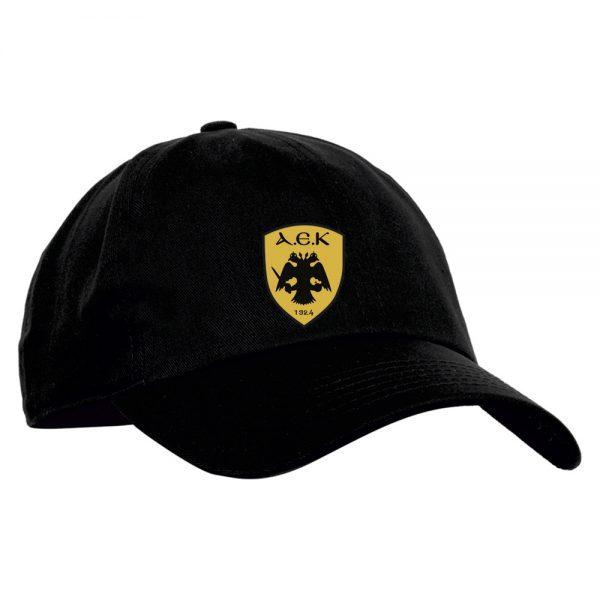 ΚΑΠΕΛΟ ΑΕΚ DART (Μαύρο) 3012090