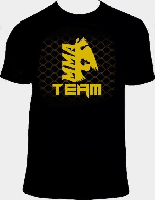 ΑΕΚ TSHIRT MMA (ΜΑΥΡΟ) 000-21MM