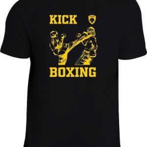 ΑΕΚ TSHIRT KICK BOXING (ΜΑΥΡΟ) 000-21KB